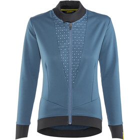 Mavic Sequence Thermo Jacket Women majolica blue